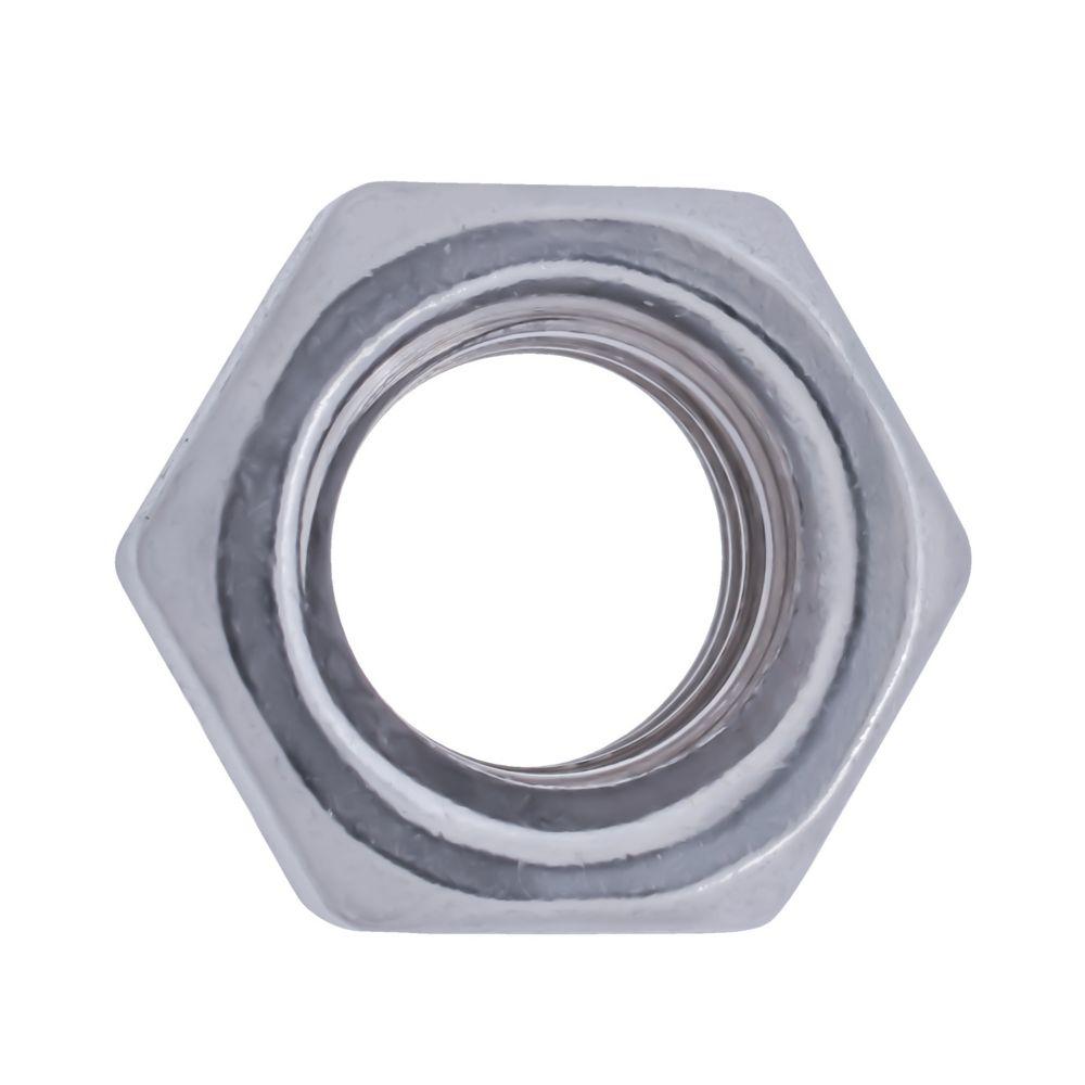 1/4-20 ecrous hex acier inoxydable 18-8