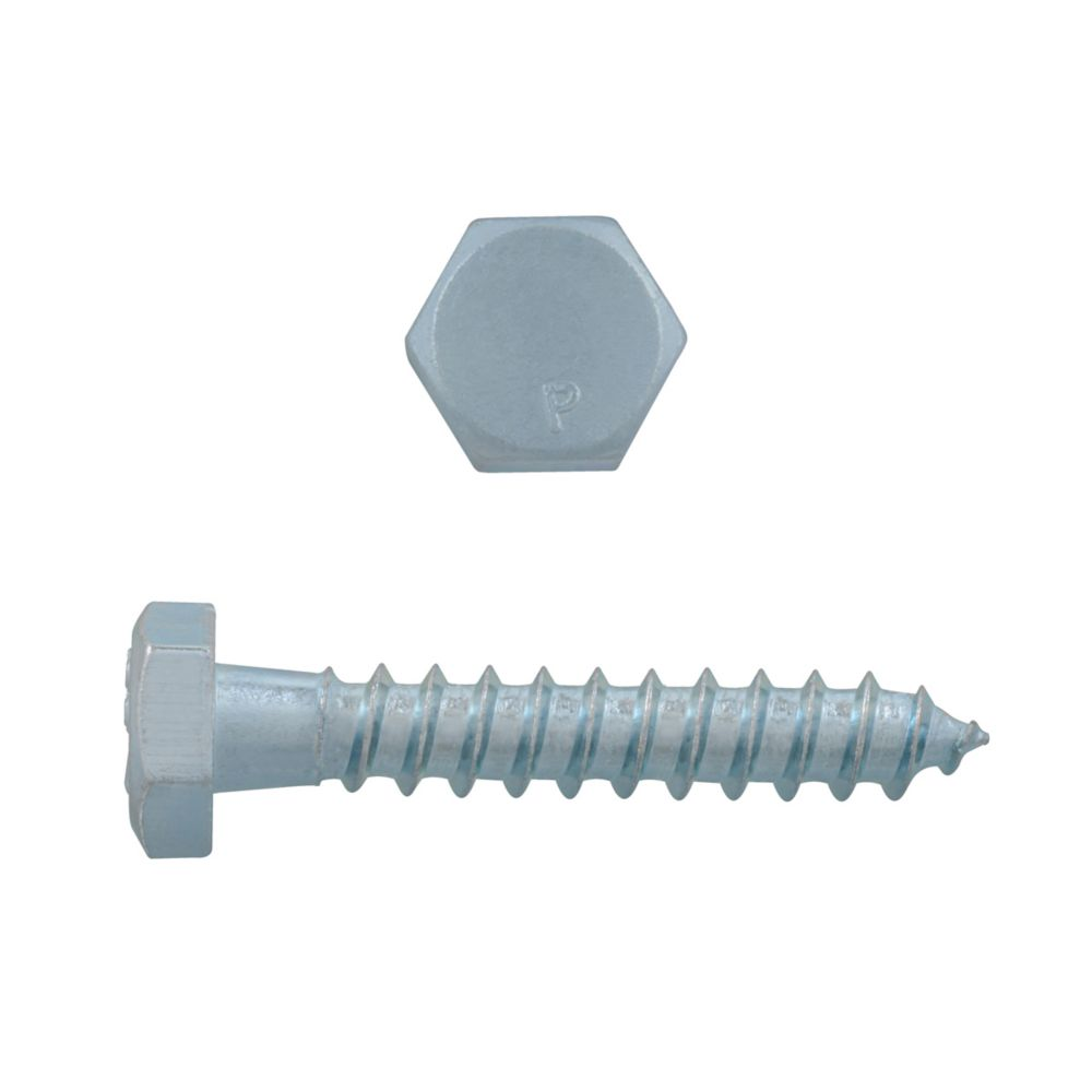 1/4x1 1/2 Hex Hd Lag Bolt