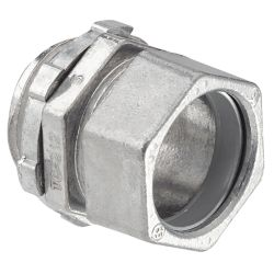 Iberville 2 In. EMT Compression Connector