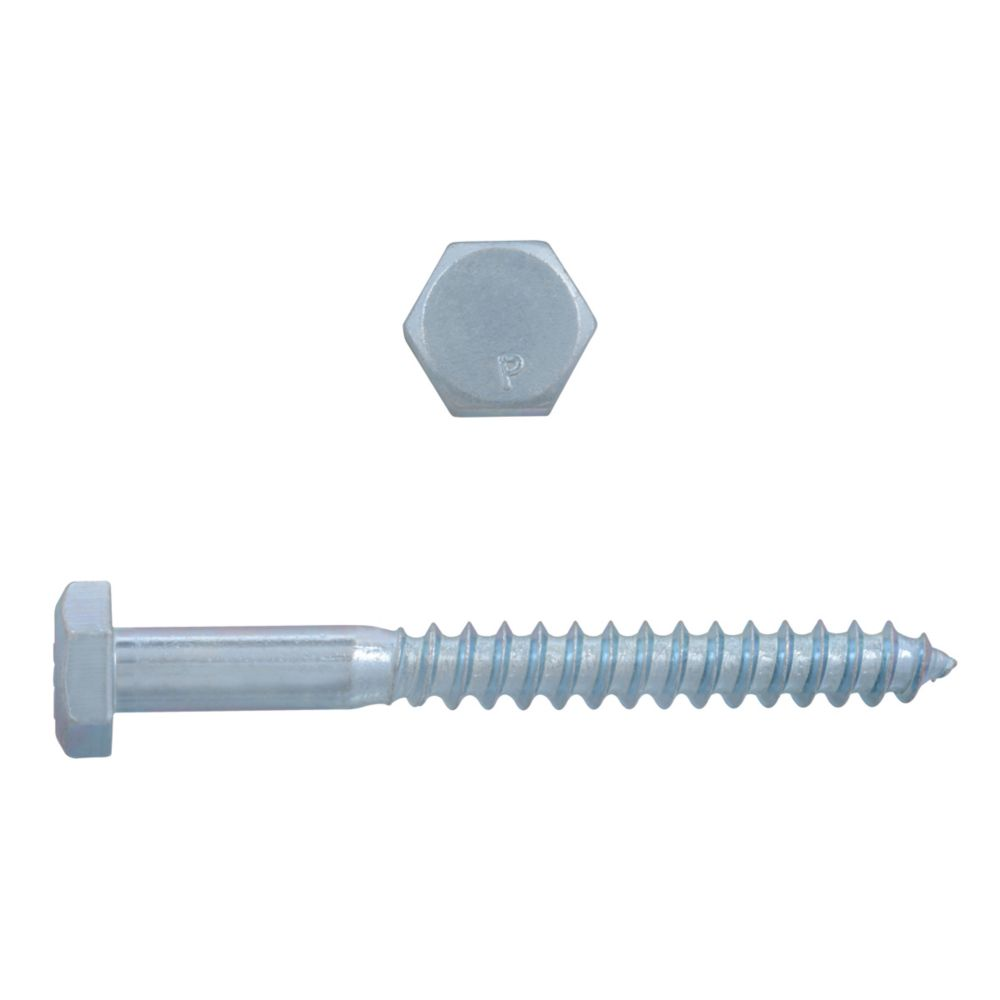 1/4x 2 1/2 Hex Hd Lag Bolt