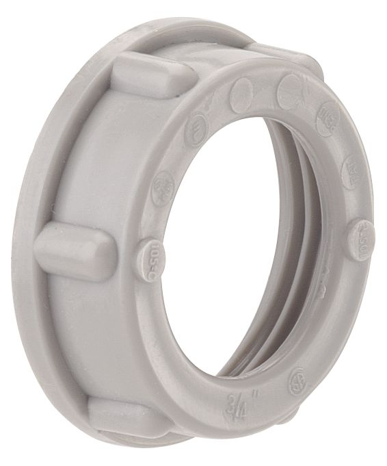 3/4 In. Plastic Bushing - Bag of 6