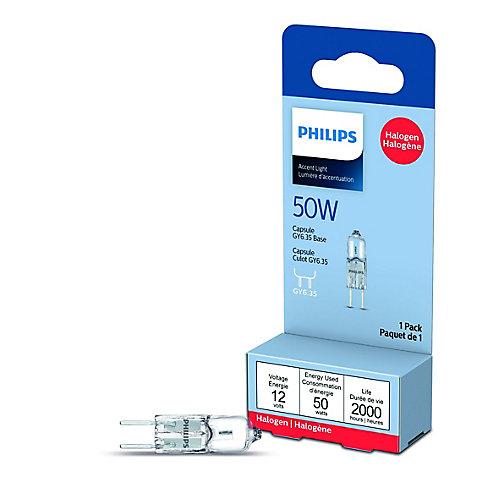 50W Halogen Capsule Bulb 12V