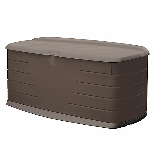 Large 12 cu. ft. Deck Box with Seat