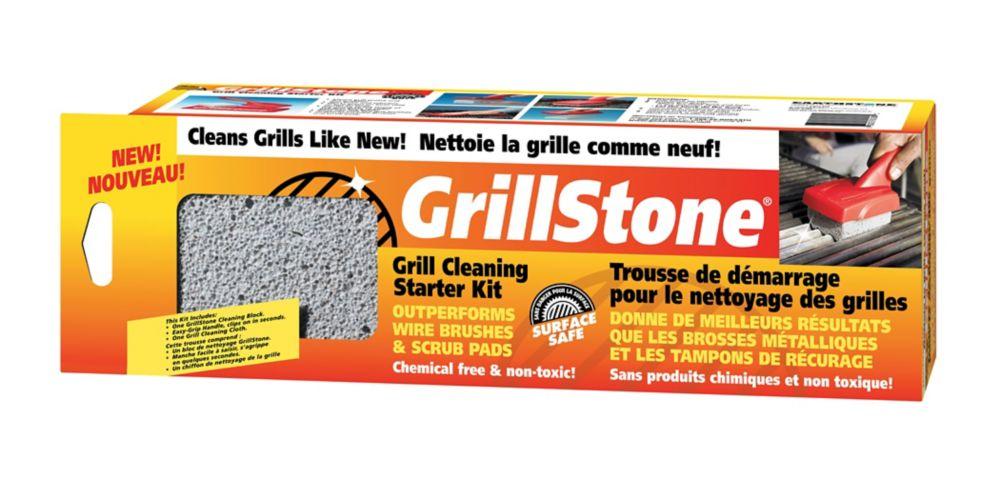 Grillstone Starter Kit