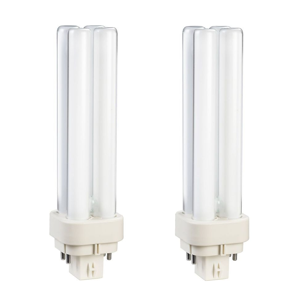 CFL 13W PLC Warm White 2 Pin