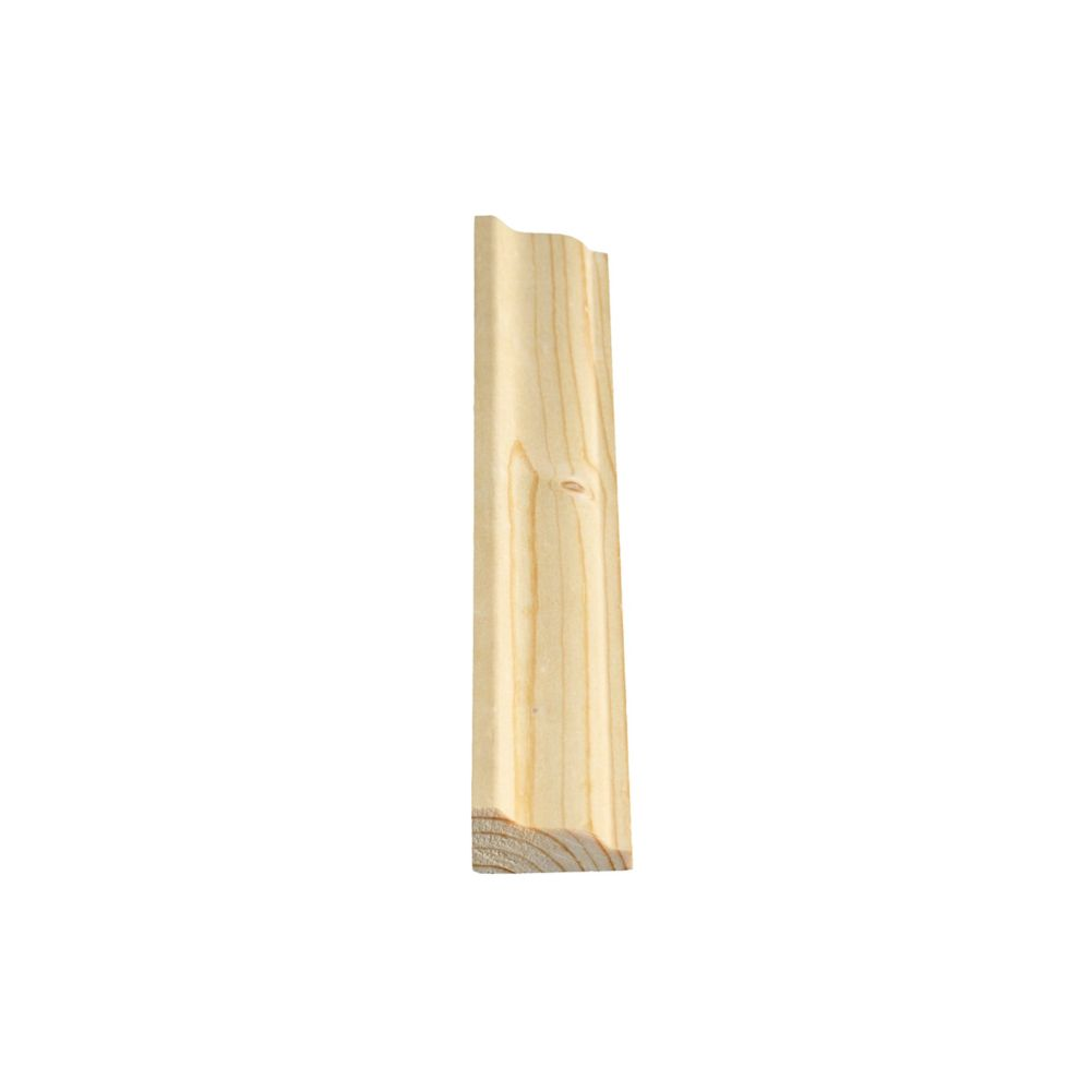 Knotty Pine Crown 5/8 In. x 1-1/4 In.