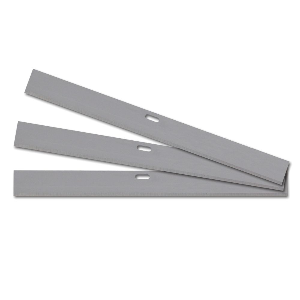 8 Inch Replacement Razor Blade for Floor Stripper Model 62909, 10 Blade Pack 62907 Canada Discount