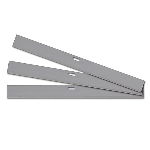 8 Inch Replacement Razor Blade for Floor Stripper Model 62909, (10-Pack)