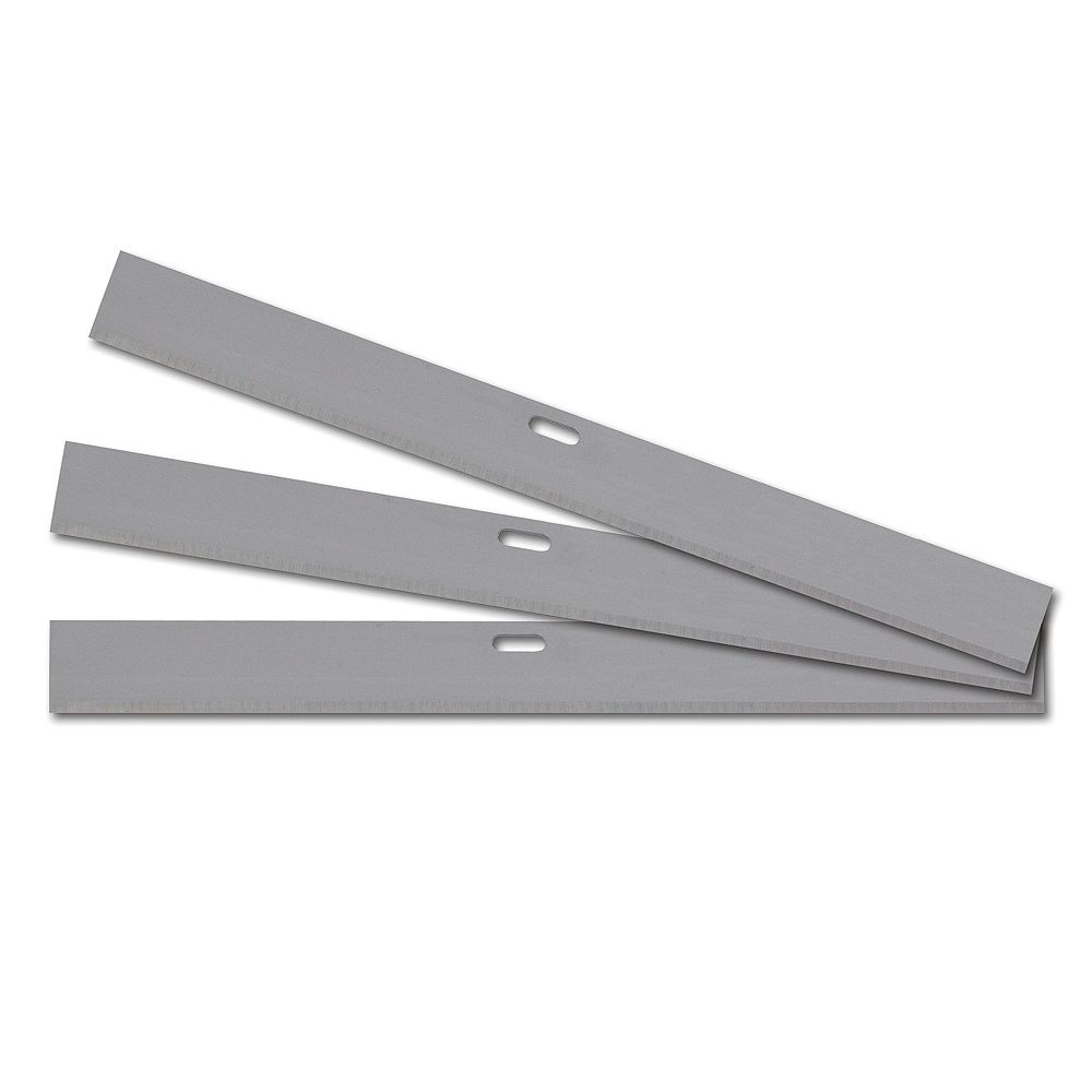 QEP 8 Inch Replacement Razor Blade for Floor Stripper Model 62909, (10-Pack)