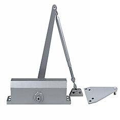 3-inch Aluminum Commercial Door Closer