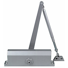 4-inch Aluminum Commercial Door Closer