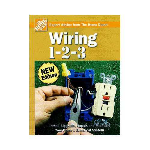 The Home Depot Wiring 1-2-3 Can 2nd Edition