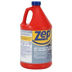 Zep Commercial Premium Carpet Shampoo Concentrate- 3.78 L