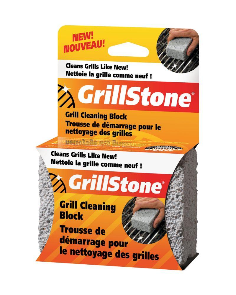 Grillstone bloque de nettoyage tout usage
