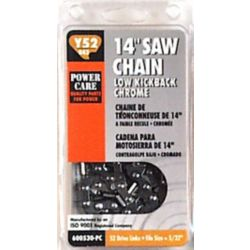 Power Care 8 In. Replacement Chain for Craftsman and Jonserd Chain Saws.
