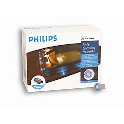 Philips Éclairage de terrasse à DEL, bleu