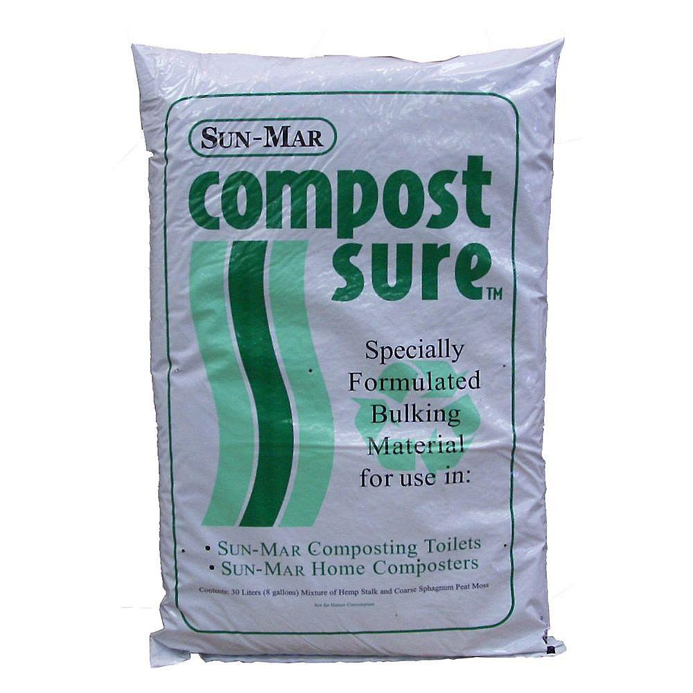 COMPOST SURE VERT (30L SACS)