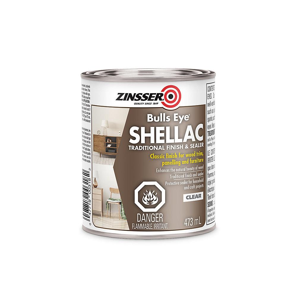 Shellac -Clear -473Ml