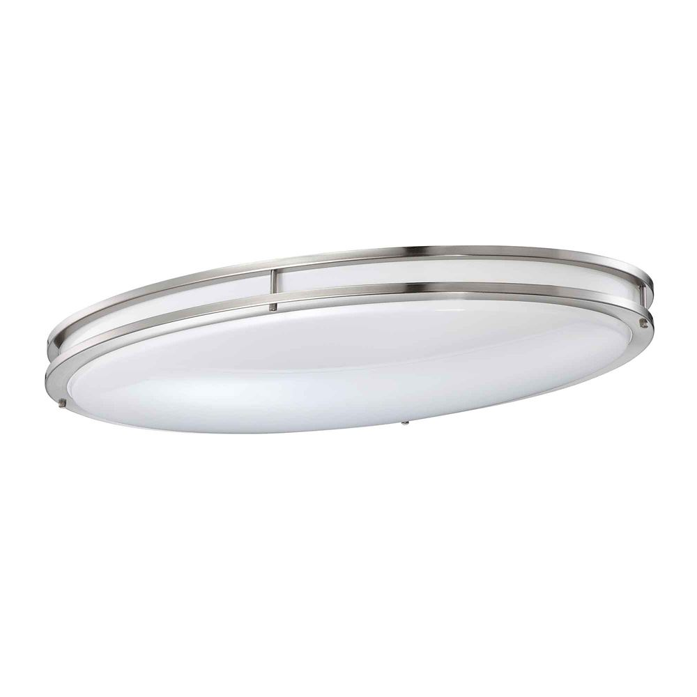 Hampton Bay 2light Brushed Nickel Oval Fluorescent Flush. Powder Room Towel Holder. Dorm Room Cooking Appliances. Kitchen Designs For Odd Shaped Rooms. Best Game Room. Unique Dining Room Chairs. Barbie Birthday Room Decoration Games. Easy Dorm Room Recipes. Room Crafts