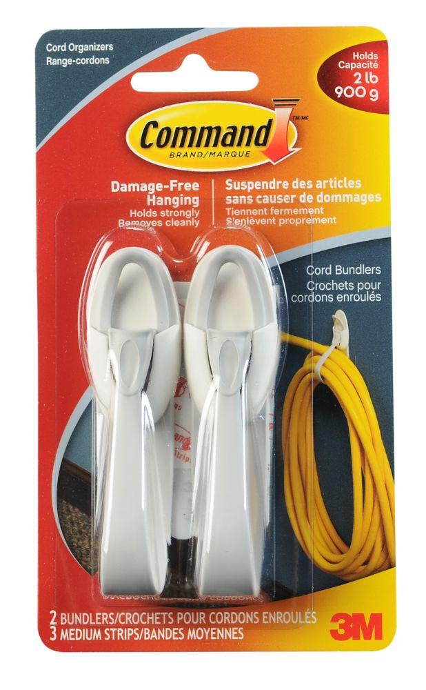 Command Cord Bundlers