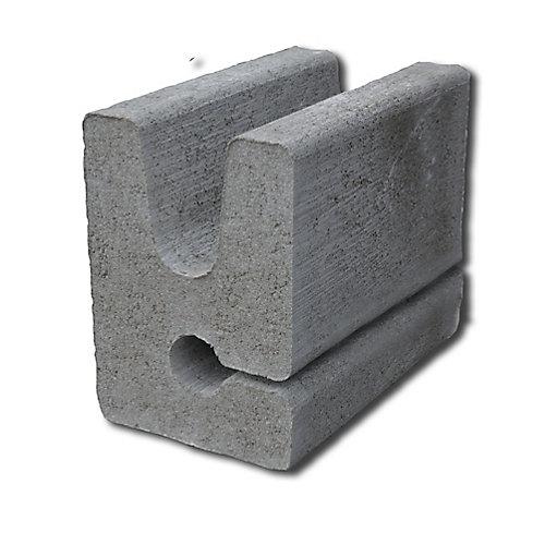 42 lb. Multi Block with Hole