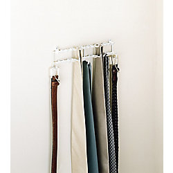 Rubbermaid Door/Wall Tie & Belt Organizer