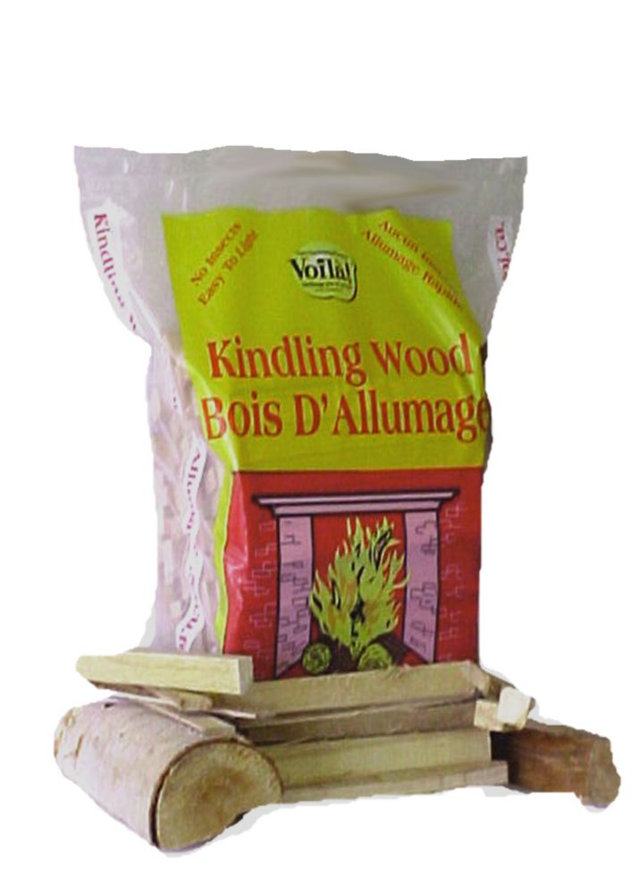 Packaged Kiln Dried Kindling
