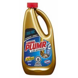 Liquid-Plumr Full Clog Destroyer , 900 mL