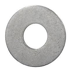 Paulin 1/2 Rondelle plate de galvanises a chaud