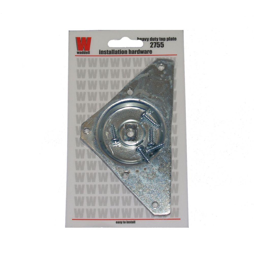 Plaque industrielle - quincaillerie métallique