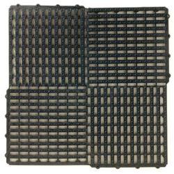 Multy Home Multy Tile  Noir 10PKG