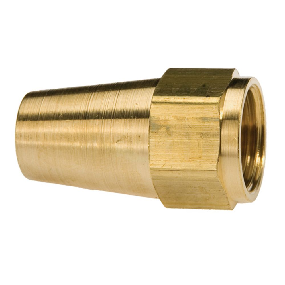 Brass Long Rod Nuts 3/8 Inches A-160-A Canada Discount