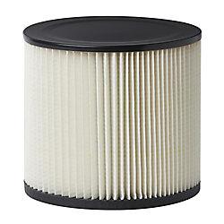 Multi-Fit Filtre pour des aspirateurs secs/humides Shop-Vac, MAXIMUM et Mastervac