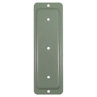 Wood to Wood Connector Plate in Green (2 in. x 6 in.)