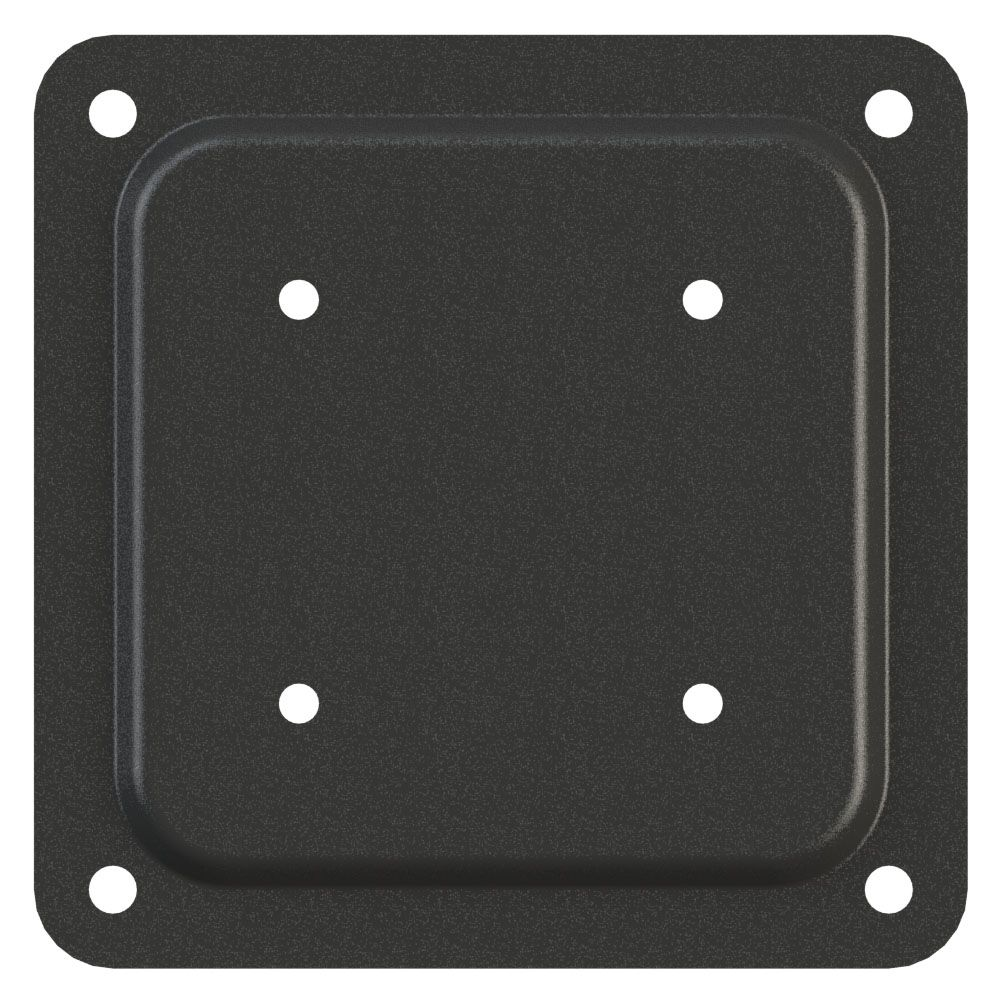 Wood to Wood Connector Plate in Green (4 in. x 4 in.)