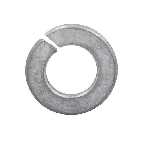 Paulin 1/4-inch Regular Spring Lock Washers - Hot Dipped Galvanized