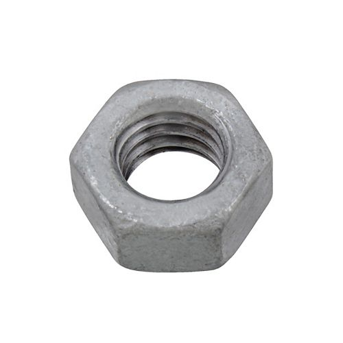 Paulin 5/16-inch-18 Finished Hex Nut-Grade 2-Oversized - Hot Dipped Galvanized - UNC
