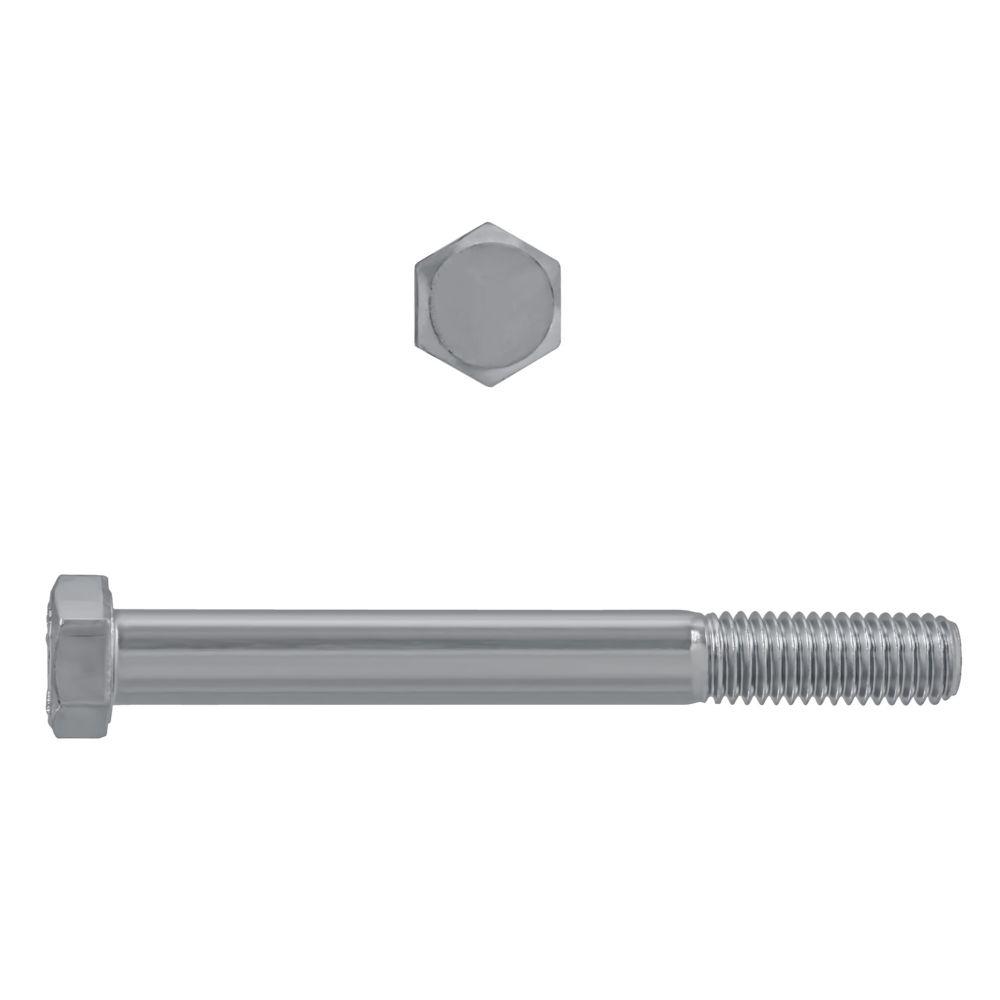 1/2x4 boulons de precision acier inox. 18-8