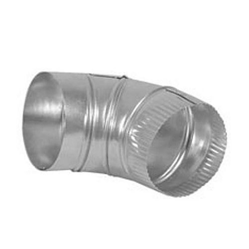 Dundas Jafine Aluminum Adjustable Elbow 3 inch