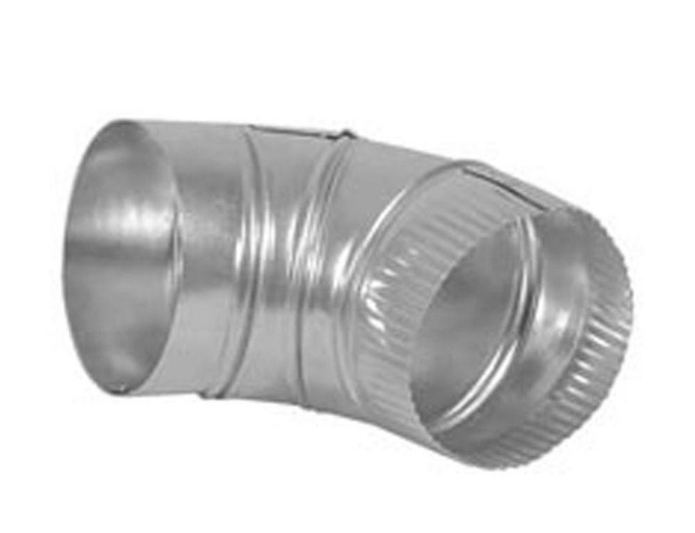 Coude en aluminium