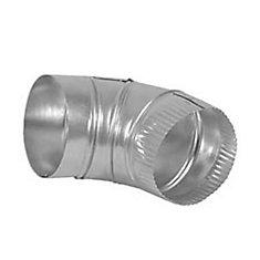 Aluminum Adjustable Elbow 4 inch