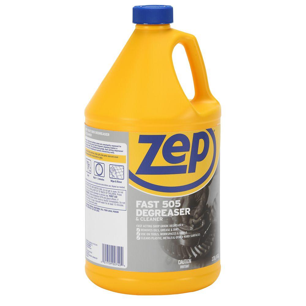 Zep Formula 505 Cleaner & Degreaser 3.78L