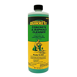 Quikrete Concrete and Asphalt Cleaner 946ml