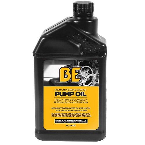 Be Pressure Pressure Washer Pump Oil The Home Depot Canada