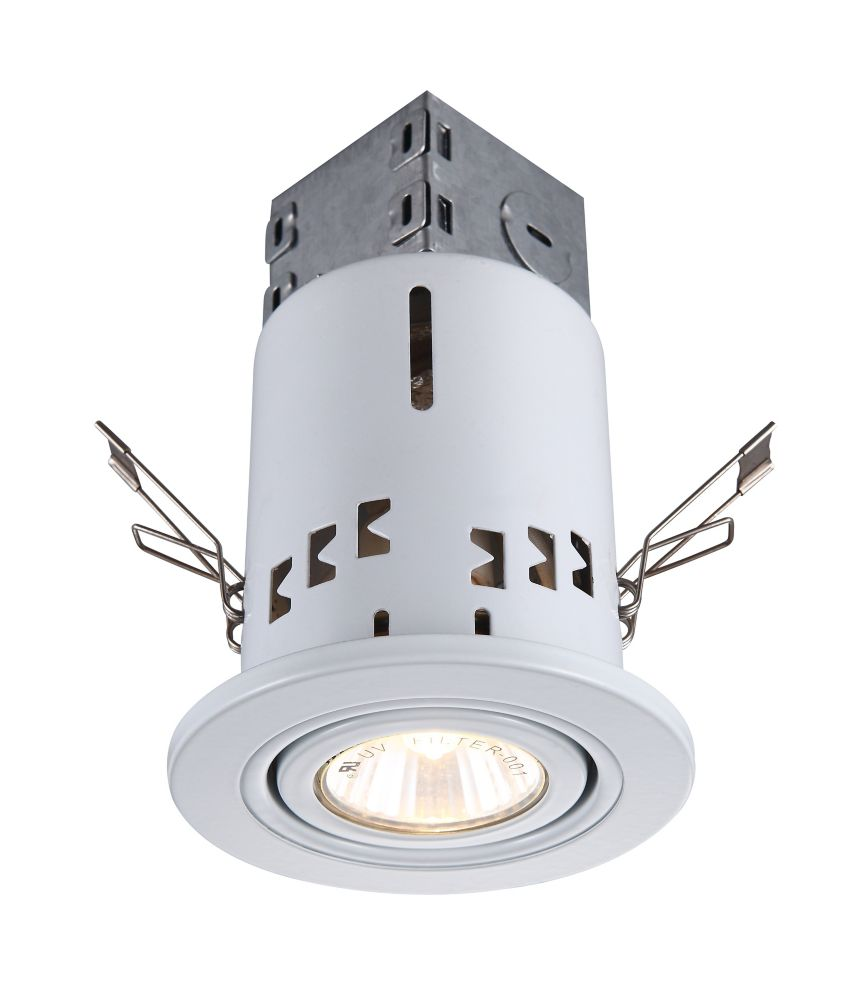 wet voltage damp and light gimbal ns trim with location recessed adjustable downlights line lighting outdoor