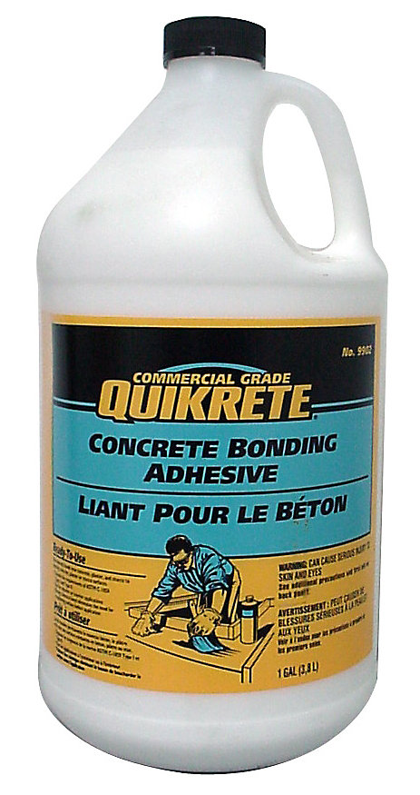 Concrete Bonding Adhesive 3.8L