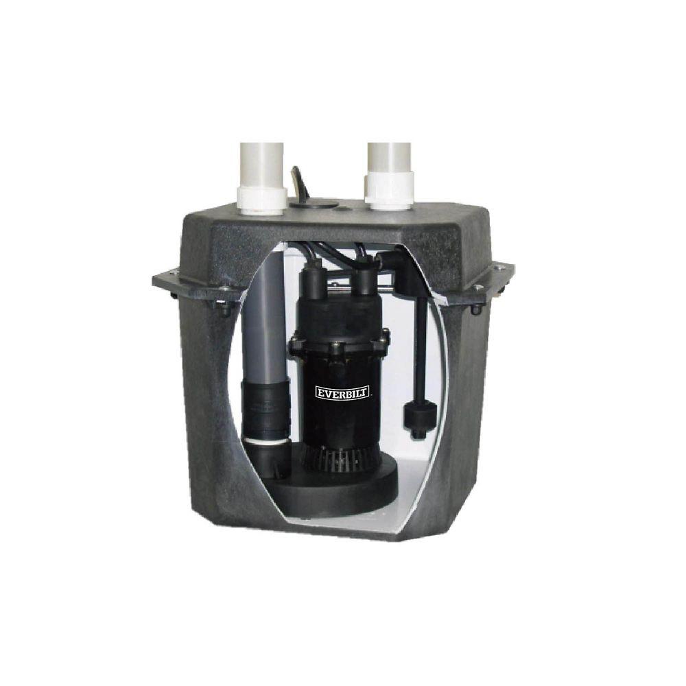6 Gallon Laundry Tray System
