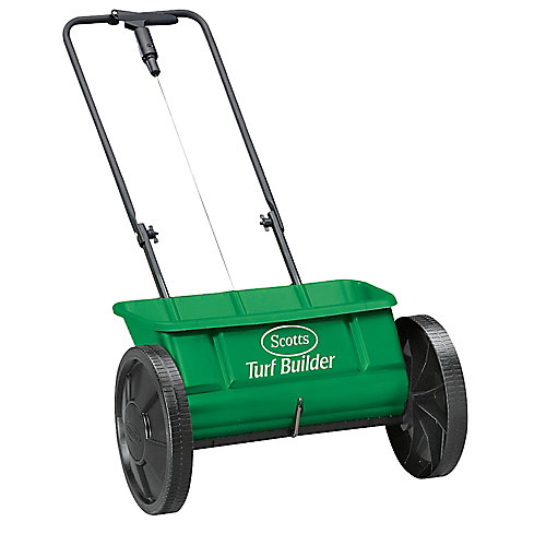 Épandeur par gravité Scotts<sup>®</sup> Turf Builder<sup>®</sup> Accugreen<sup>®</sup>