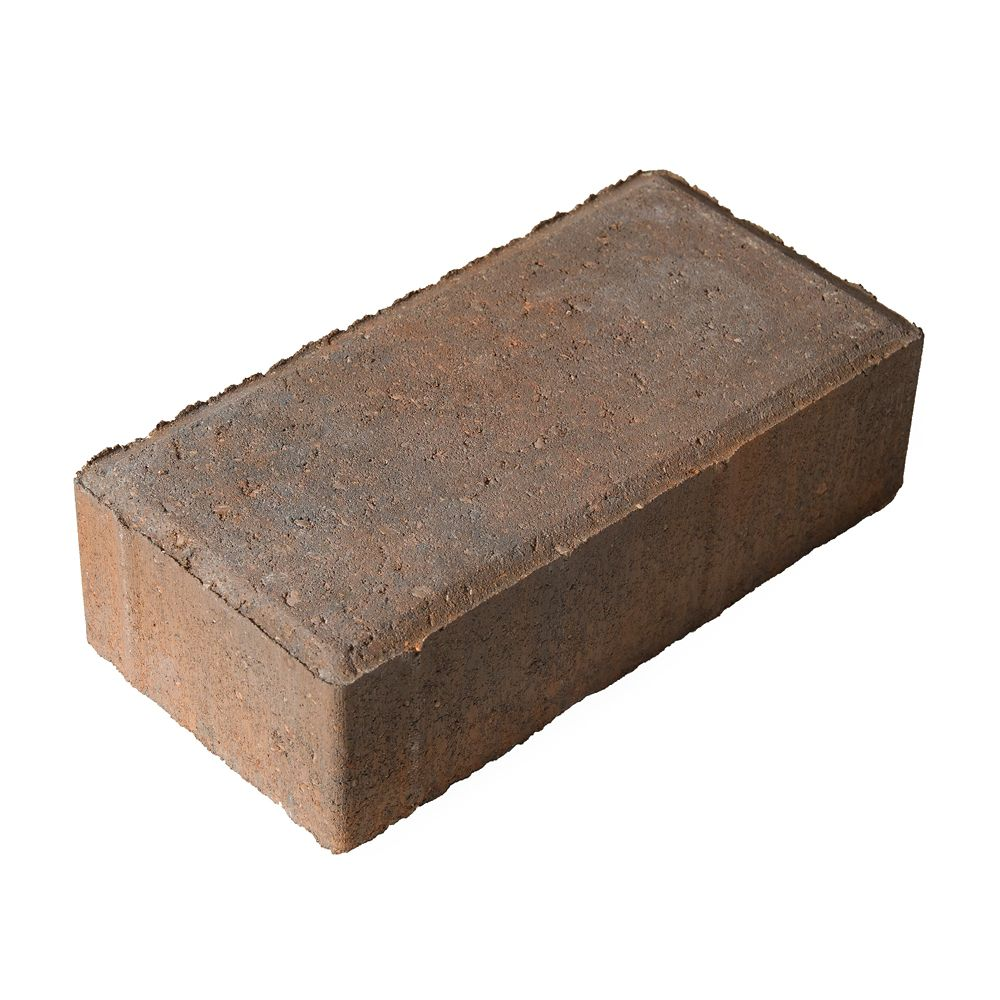 Autumn Brown, Holland Paver - 8 Inch x 4 Inch