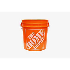 images home depot. Orange Home Depot Logo Bucket, 19 L Images